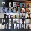 Відбулася онлайн-школа фахової майстерності для молодих та малодосвідчених фахівців психологічної служби