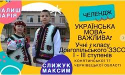 Учні з Путильщини стали переможцями Всеукраїнського мовного челенджу