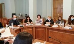 Обговорено стратегію впровадження курсу «Вивчаємо міжнародне гуманітарне право»